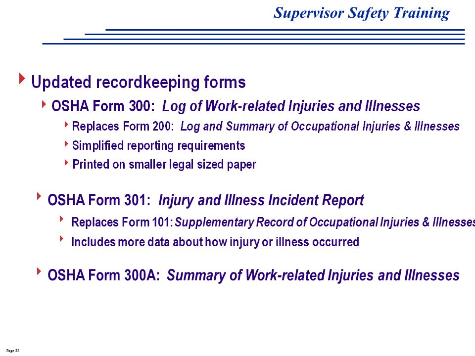 Supervisor's Safety Training Logging Industry. - ppt video online ...