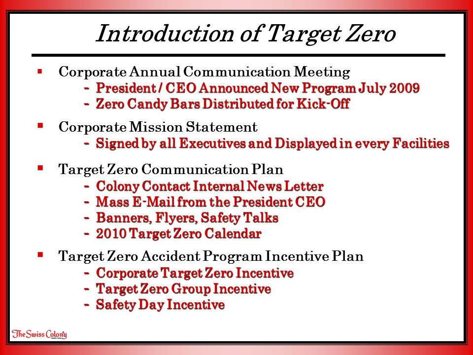 an introduction to the target company For each chosen target market, company develops a market offering  introduction the company that we know today as target was founded.