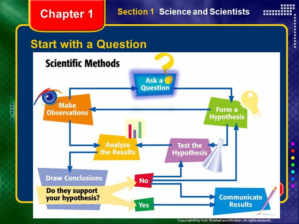 Standardized Test Prep Chapter  Natural Science
