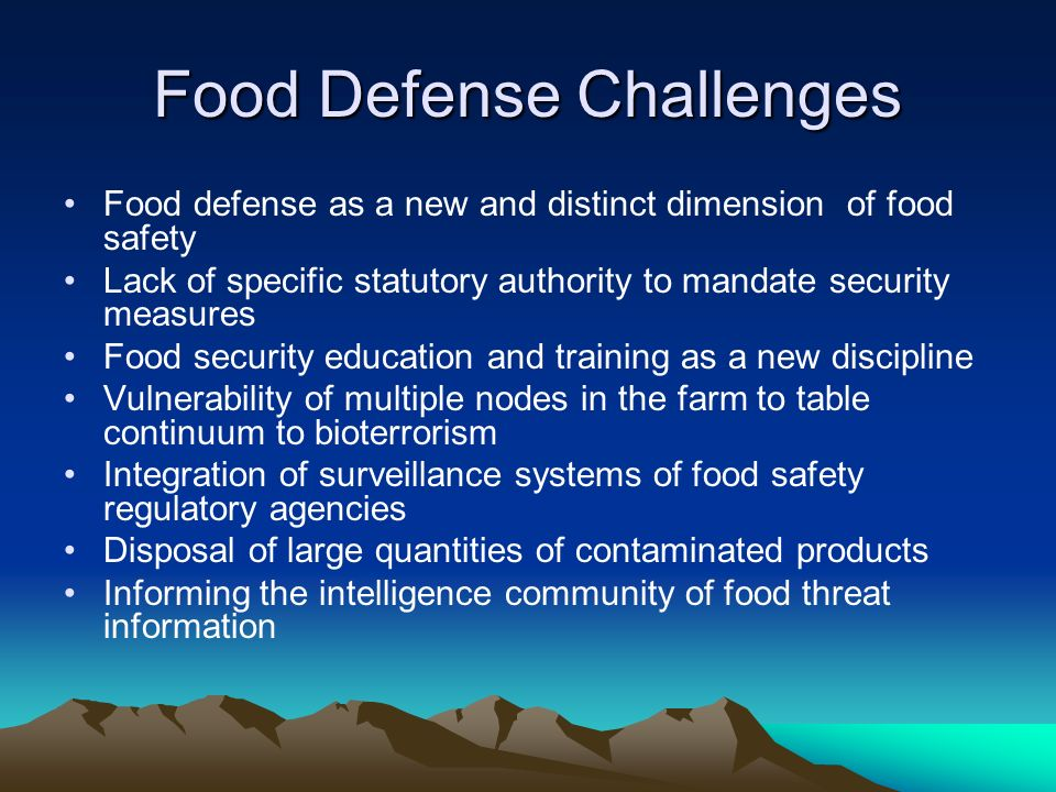 Beef And Pork Biosecurity In The Usa Ppt Video Online