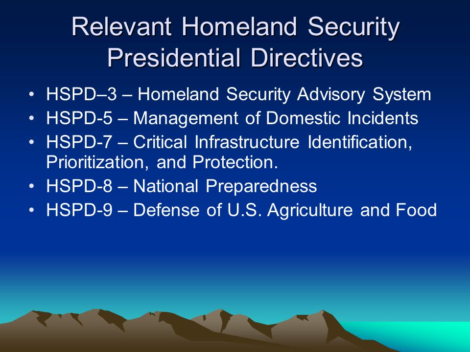 homeland security presidential directive Department of homeland security office of inspector general resource and security issues hinder dhs' implementation of homeland security presidential directive 12.