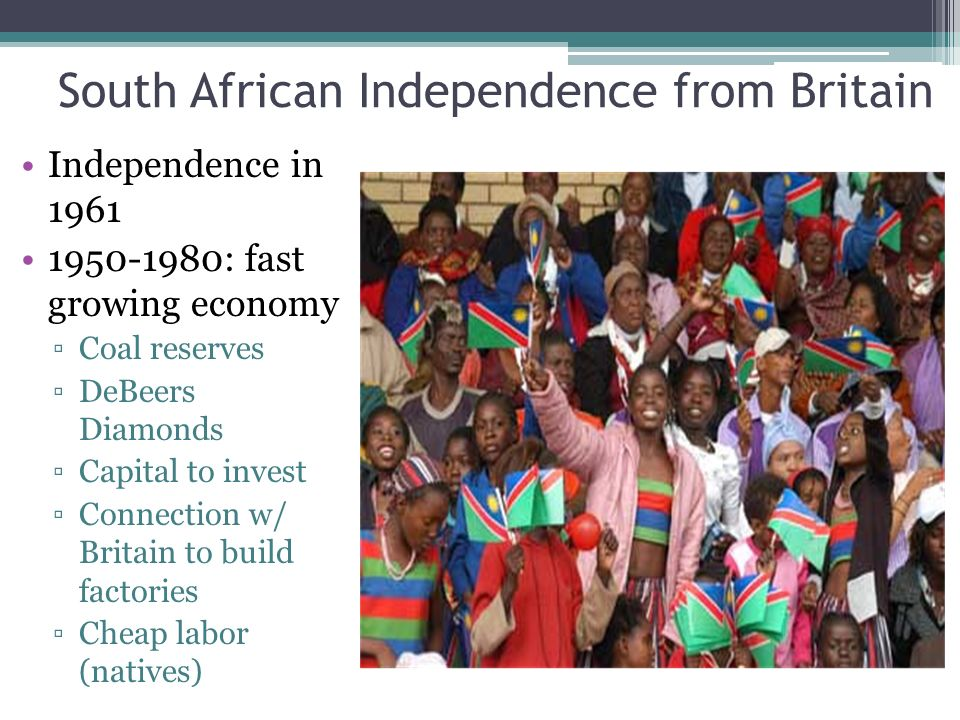 the independence of the south african South africa, history, rulers  the first international treaty recognizing the independence of the transvaal boers known as the sand river  south african.