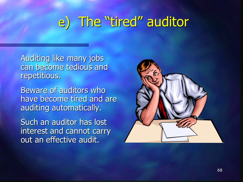 tips for carrying out an audit Before you can decide, it will be useful to know what is involved in carrying out a security audit of your systems so that you can decide which option is best to take—for example, whether you have the skills required in house (and, if not, whether the security consultant you hire does.