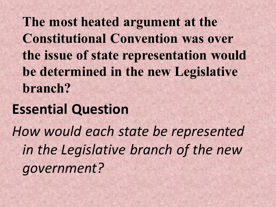 the issue of the separation of powers in the house of representatives Defending the separation of powers  it is imperative that the house of representatives file this amicus brief before the supreme court to protect the .