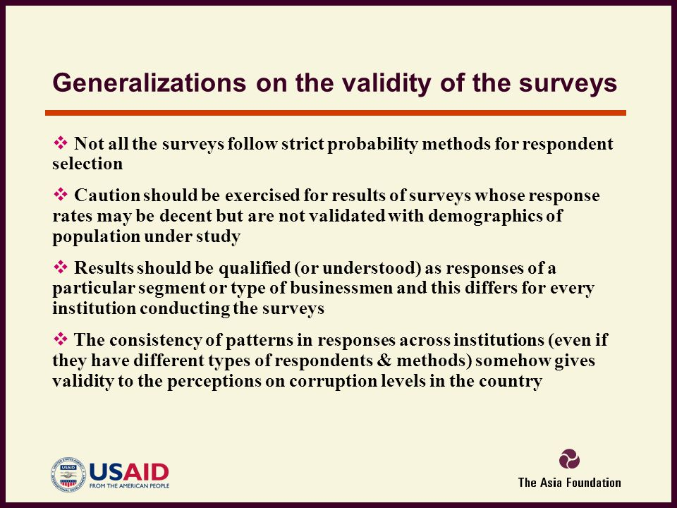 Generalizing Study Results - MyEssayDoc.com