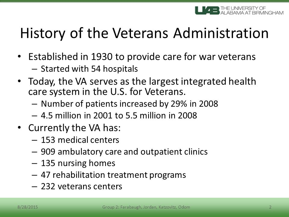 admin law for veterans administration It is hard to imagine the obama administration arresting veterans and va doctors seeking medical marijuana congress considers medical marijuana for veterans it is not a stand-alone law.