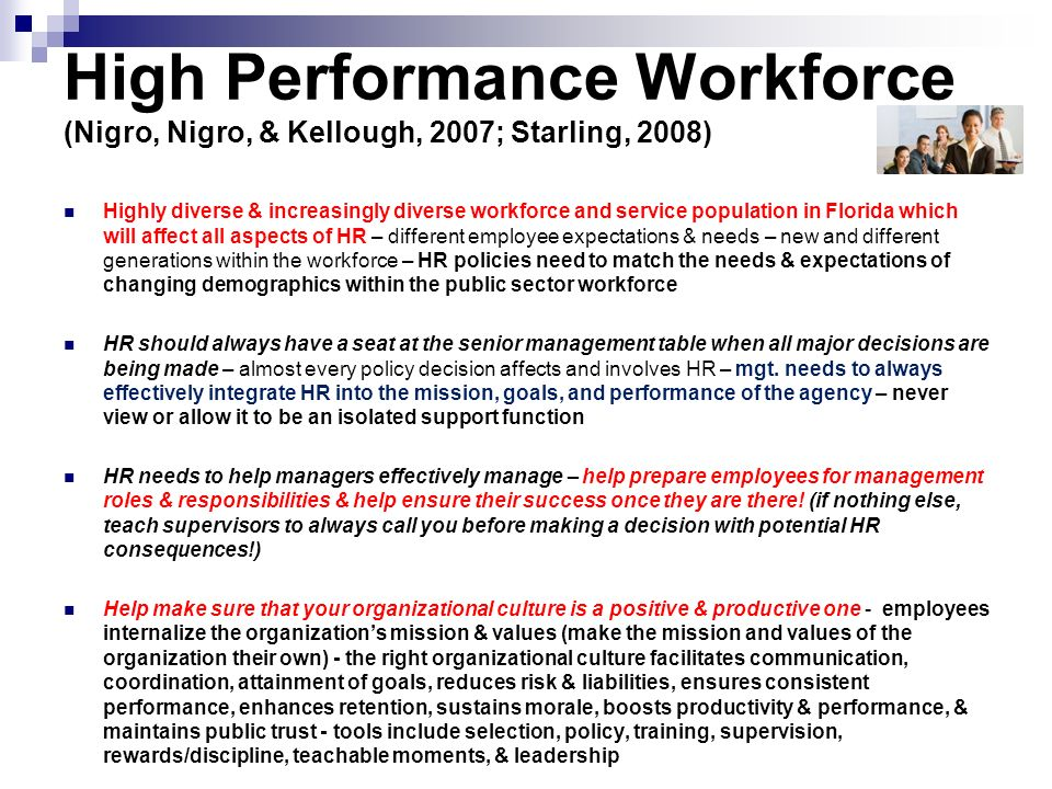 pay for performance enhances employee management 51 the pitfalls of pay-for-performance pay-for-performance (pfp) is often seen as a virtually guaranteed means of achieving employee alignment and motivation and hence superior business performance.