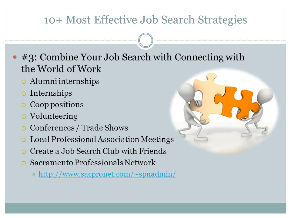 most effective job sites