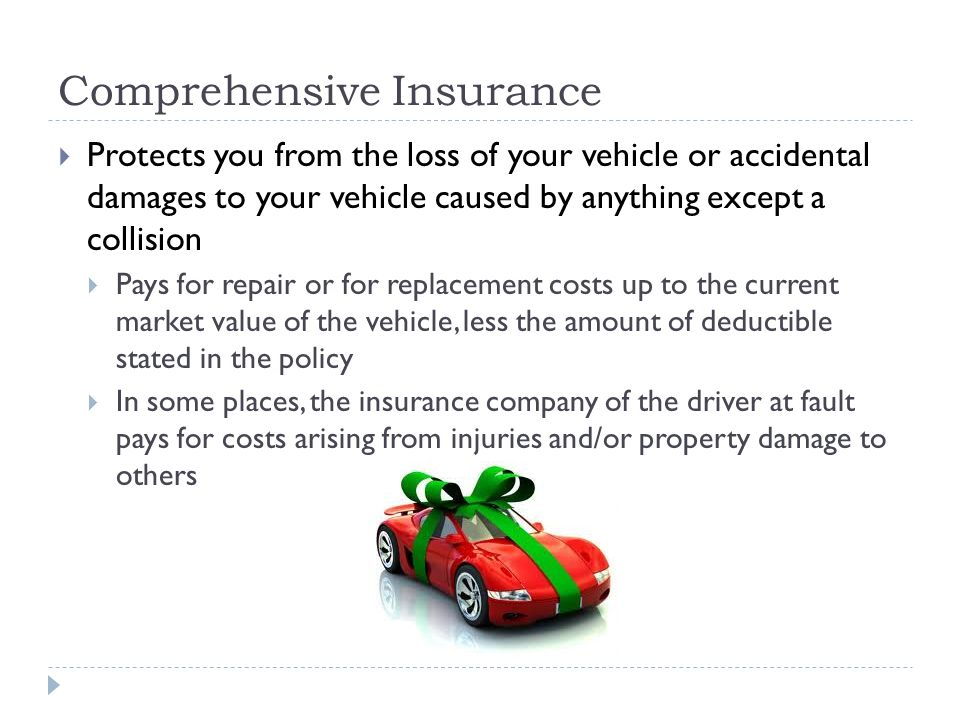 Compare the market comprehensive car insurance nsw