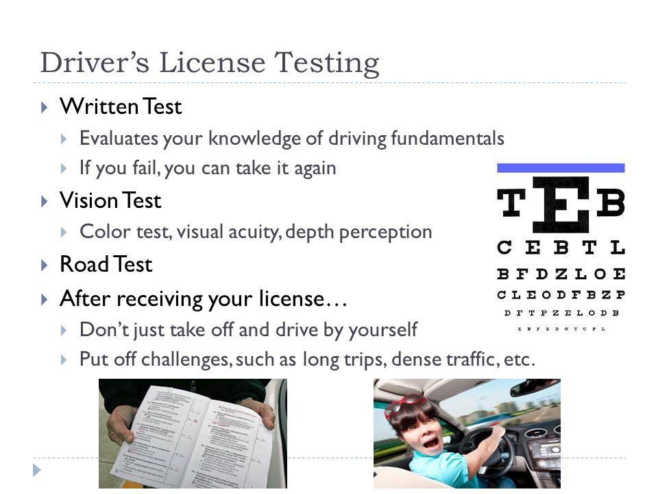 how to pass dmv test