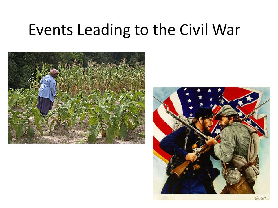 events leading to the civil war Civil war worksheets and activities for kids this page provides free printable critical-thought and role-playing printouts about the civil war  events of the civil.