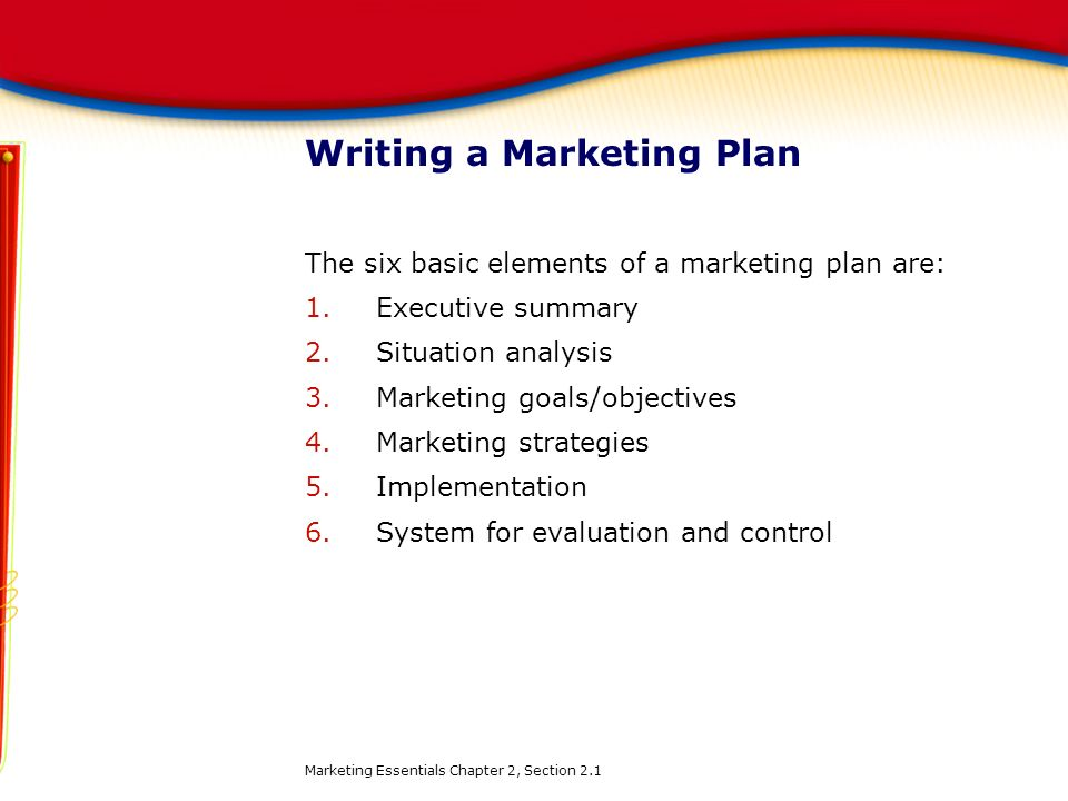 coordination of marketing objectives and strategies marketing essay Research objectives  sales, and marketing strategies for each segment  merchants should be pursued only in coordination with the ministry.