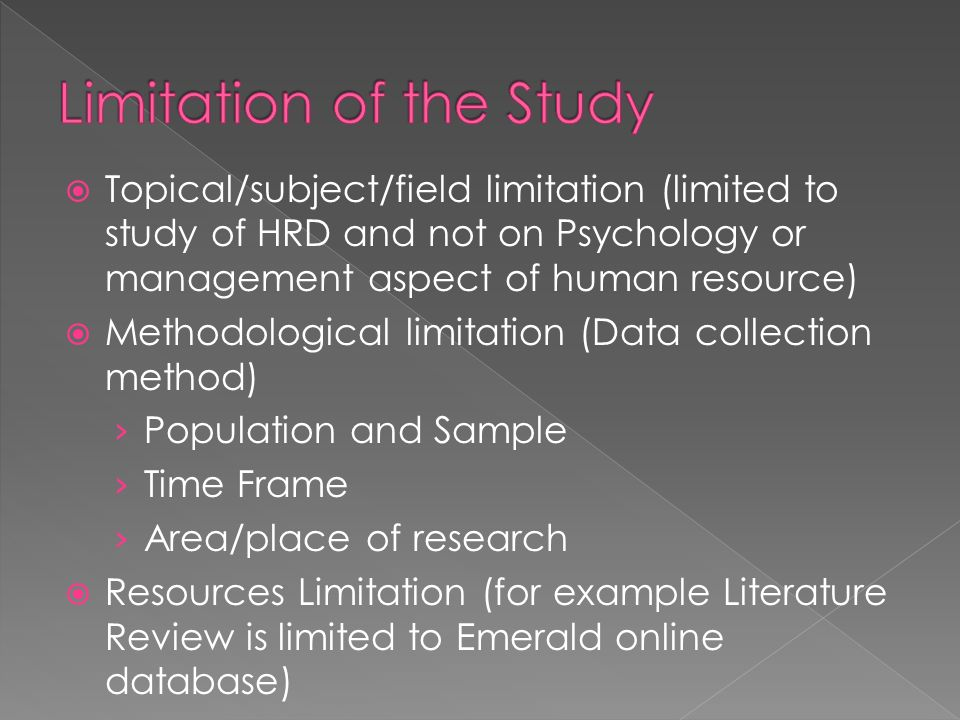 limitations of literature review in a research A literature review is an account of what has been published on a topic by accredited scholars and researchers occasionally you will be asked to write one as a separate assignment (sometimes in the form of an annotated bibliography —see the bottom of the next page), but more often it is part of the introduction to an essay, research report .