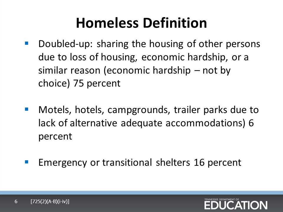 Homeless Liaison Training Ppt Download