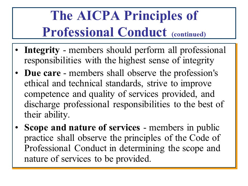 aicpa code of conduct Glossary for personal and professional ethics for texas cpas aicpa american institute of certified public accountants aicpa code of professional conduct.