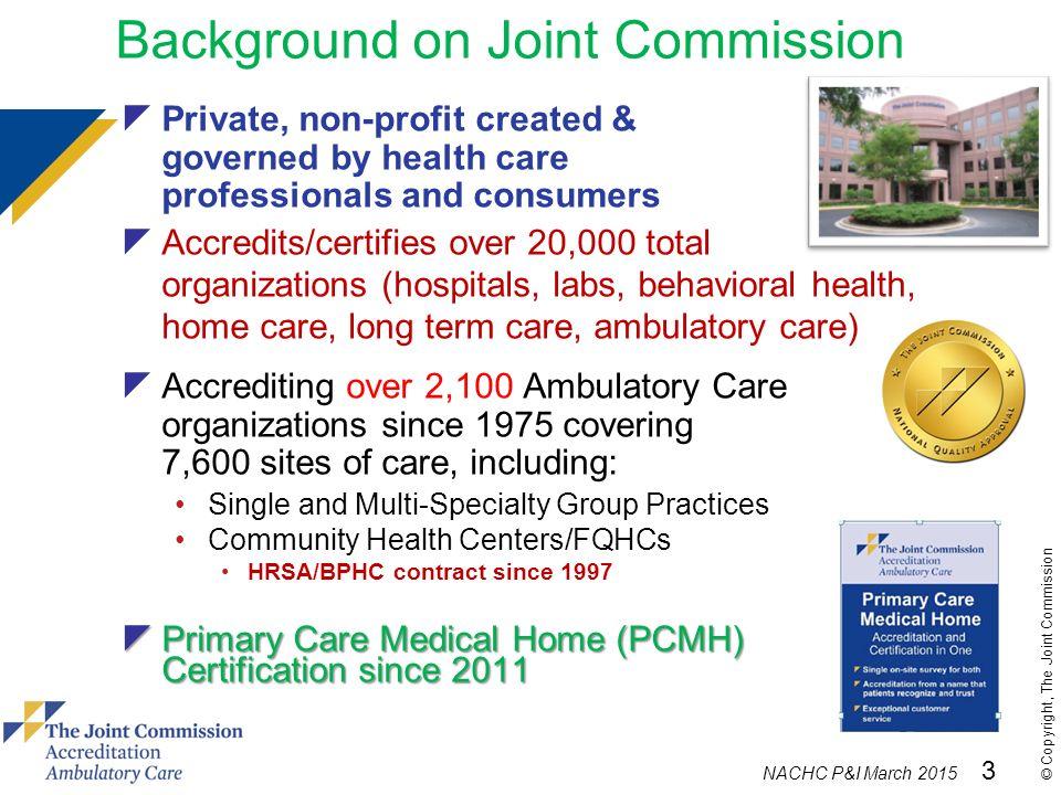 nightingale community hospital joint commission Free essay: june 21, 2012 raft task 1 executive summary for joint  commission standards compliance nightingale community hospital.
