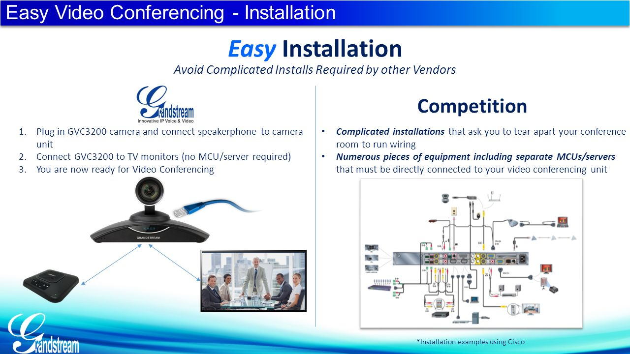 This changes everything ppt video online download 7 avoid complicated installs required by other vendors easy video conferencing installation asfbconference2016 Image collections