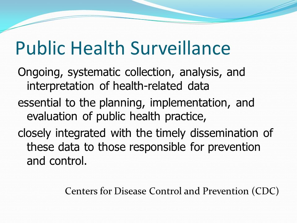 an introduction to the analysis of surveillance Qualitative risk analysis and risk mapping overview risk of disease introduction  risk of disease spread  risk-based surveillance: rift valley fever in senegal.