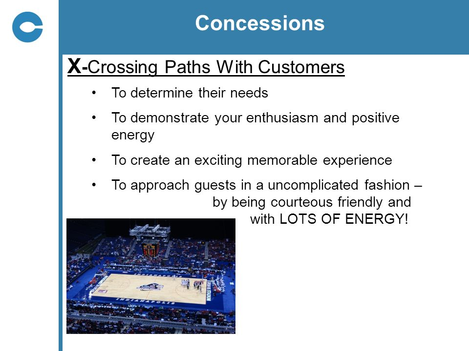 X-Crossing Paths With Customers