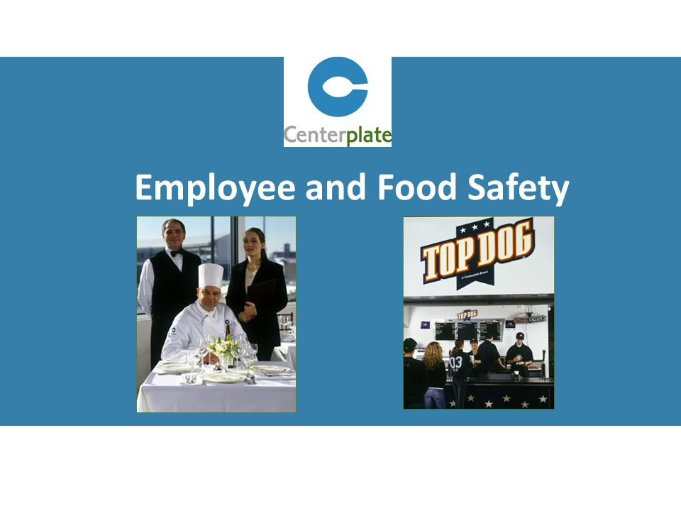 Employee and Food Safety
