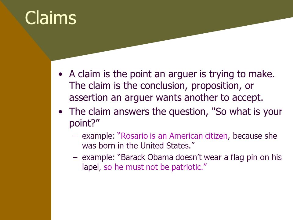 Understanding Patent Claims