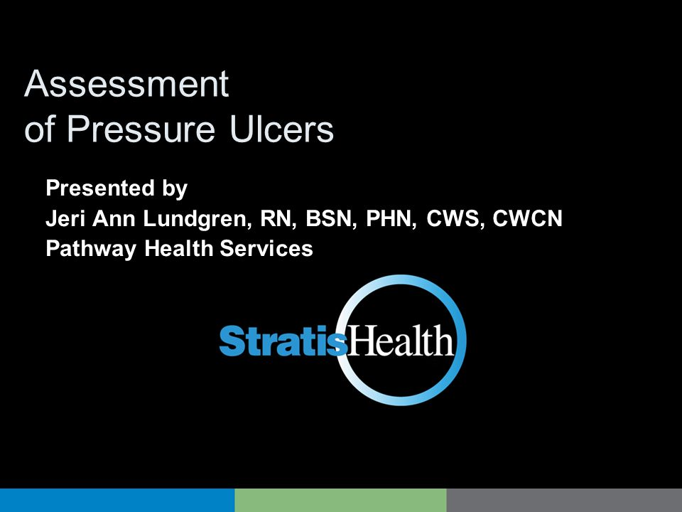 Assessment of Pressure Ulcers