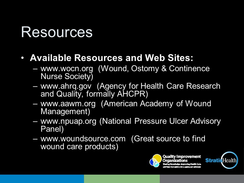 Resources Available Resources and Web Sites: