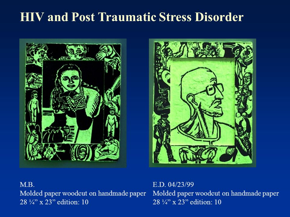 The struggle post traumatic stress disorder essay