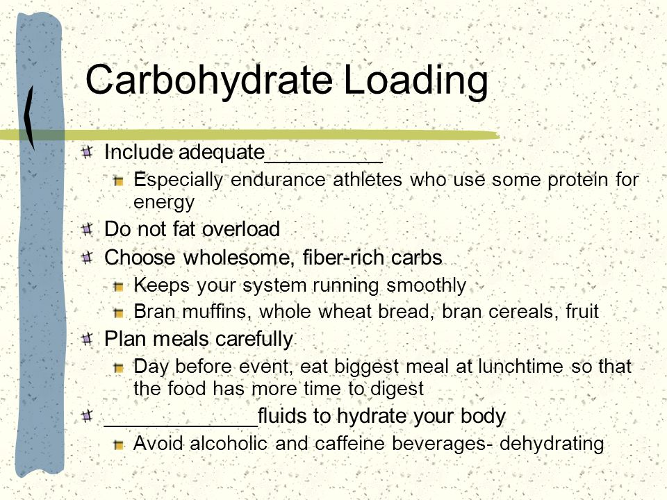 Does Carb-Loading Really Work?