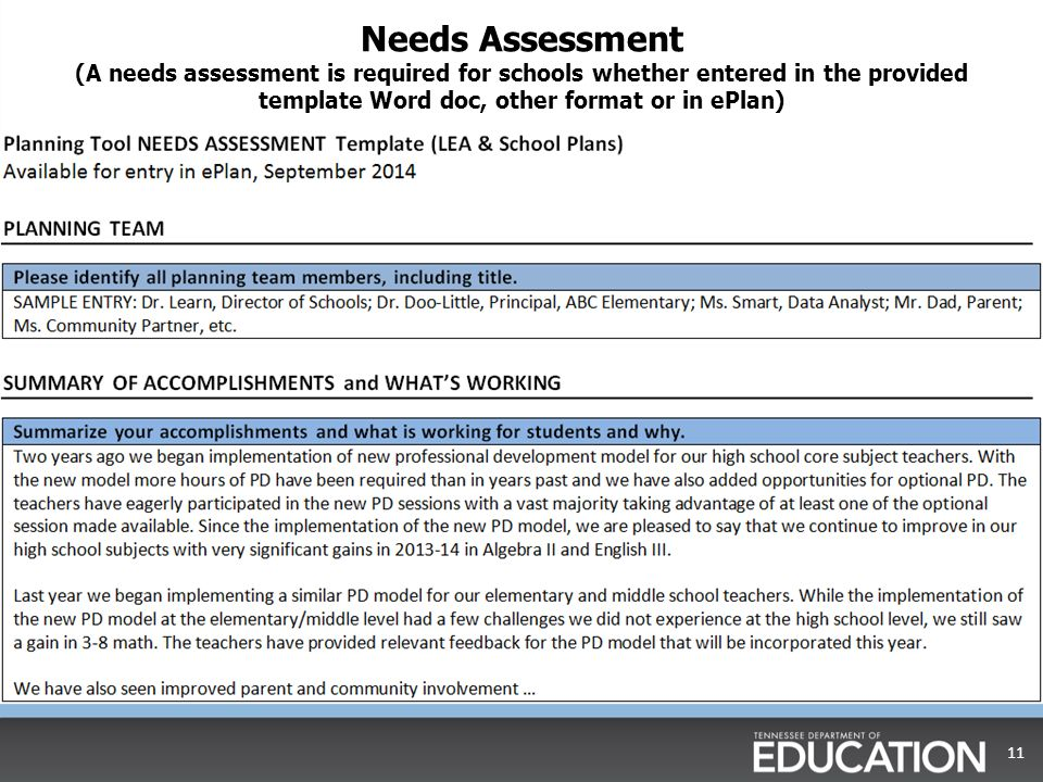 Beautiful Needs Assessment Format Pictures Best Resume Examples By