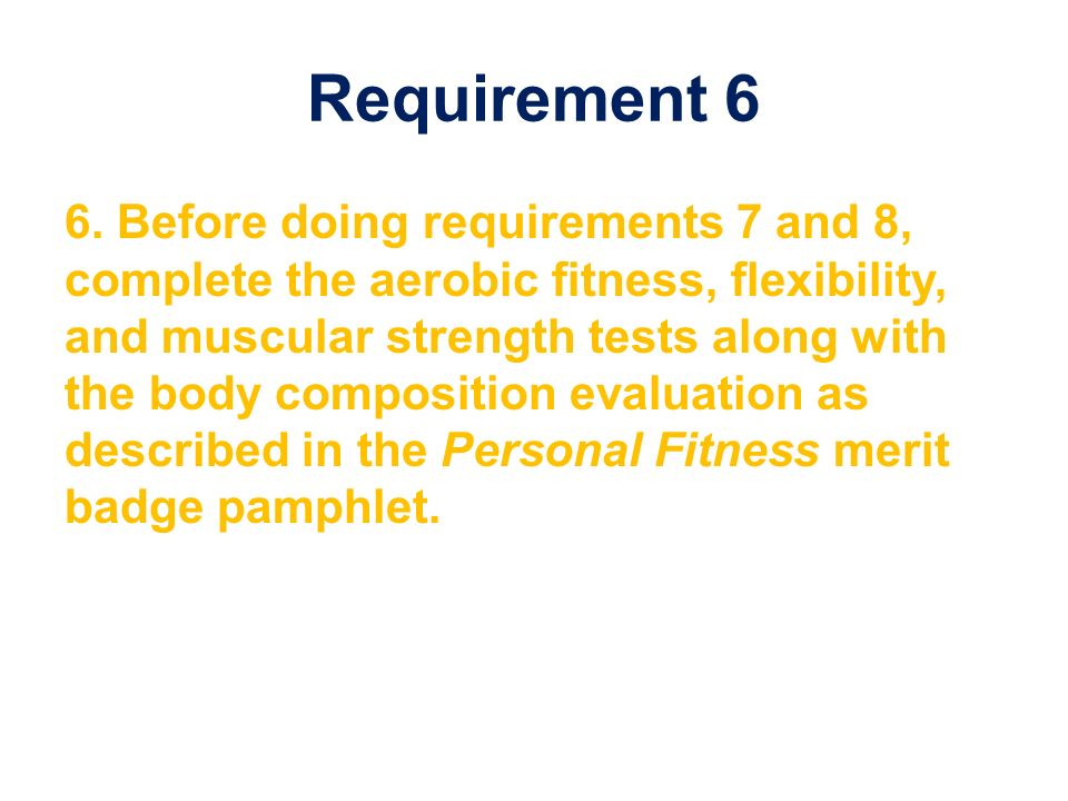 Personal Fitness ppt download – Personal Fitness Merit Badge Worksheet Answers