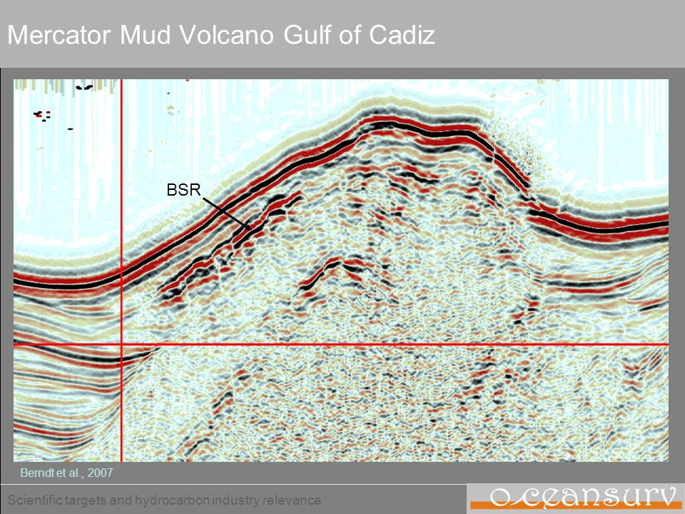 Mercator Mud Volcano Gulf of Cadiz