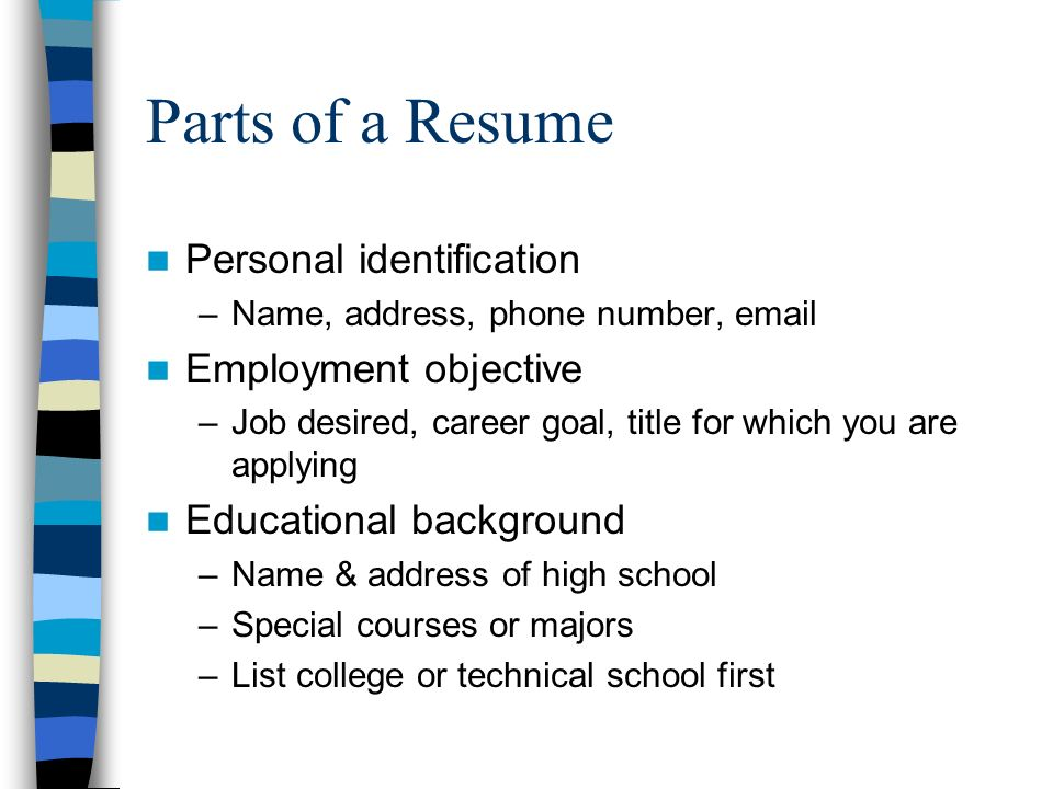 health occupations job skills