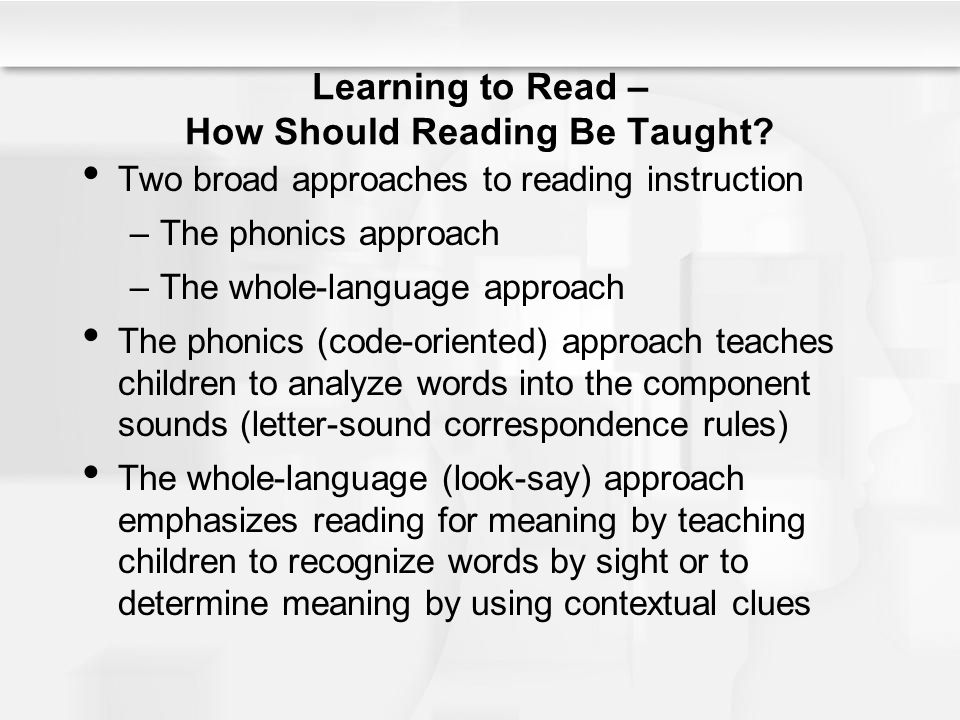Materials for Teaching Reading through Phonics, Worksheets ...