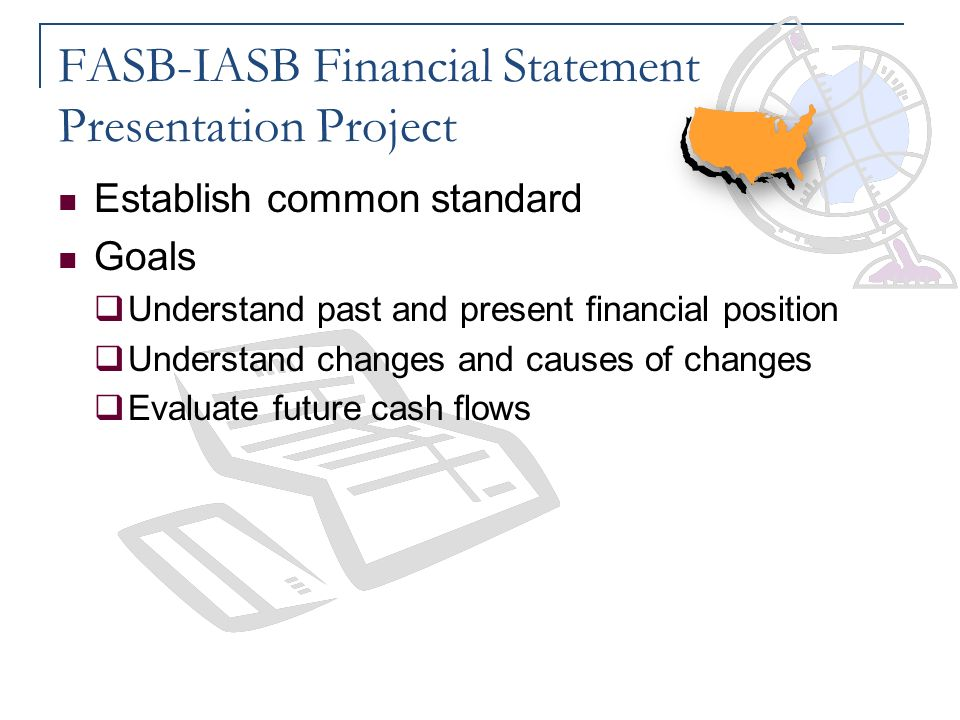 changes in financial statement presentation - a statement of financial position as at the beginning of the ias 1 presentation of financial in a statement of changes in equity, all the owner.