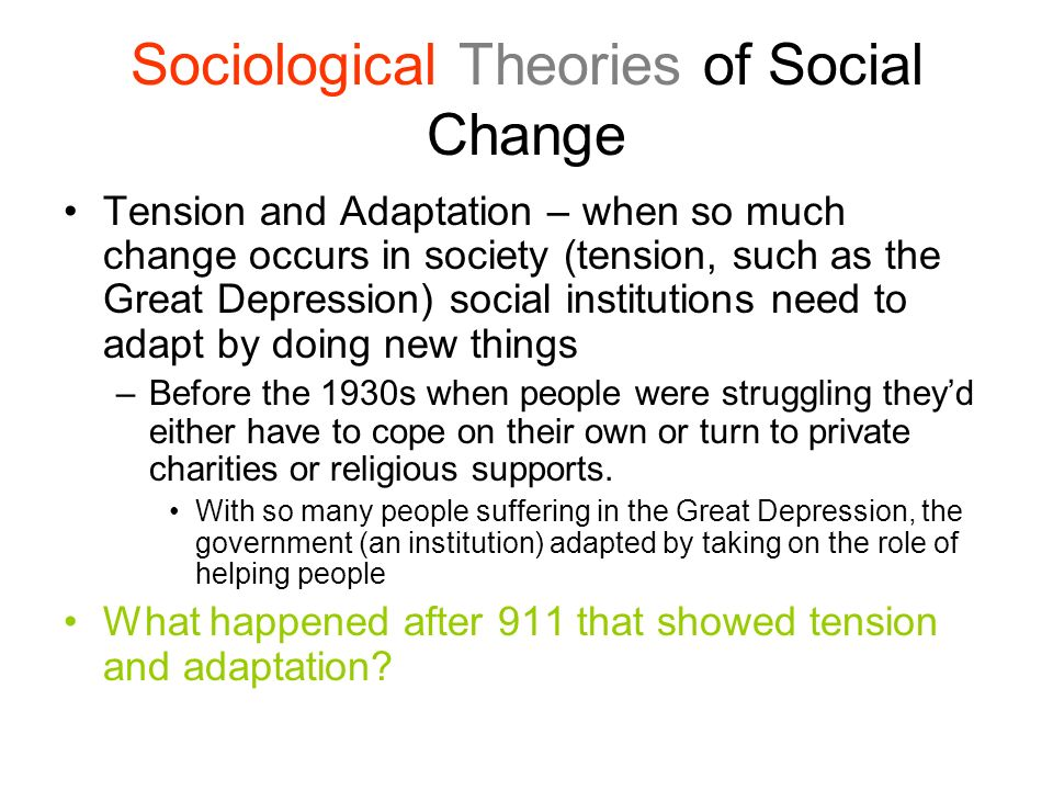 sociology how social insitution affect Is a social structures and social mechanisms of social order and cooperation that   sharique khan , pgt-sociology at birla residential school  major social  institutions the family education religion economic.