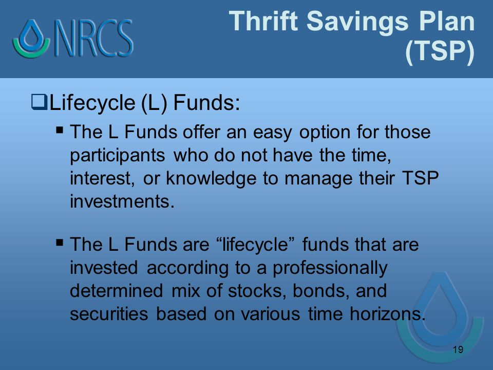 Tsp stock options