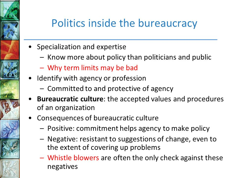 The Negative Effects of Bureaucracy