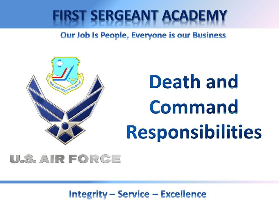 Death and Command Responsibilities