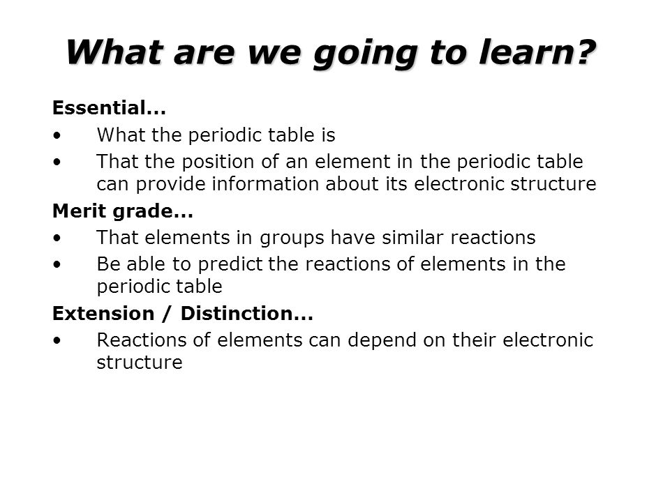 Btec chemistry 1 lesson 1 group 1 metals ppt download 3 what urtaz Image collections