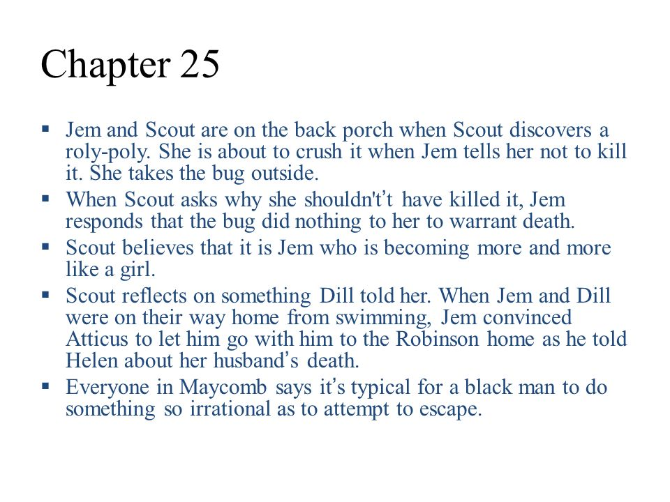 Image Result For Chapter  To Kill A Mockingbird