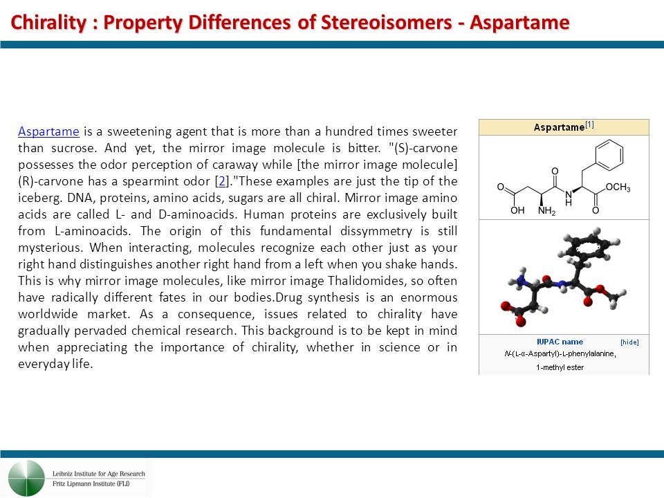 importance of stereoisomers in a biological Stereoisomers are a type of isomer where the order of the atoms in the two  and  physical properties and can exhibit dramatically different biological activity.