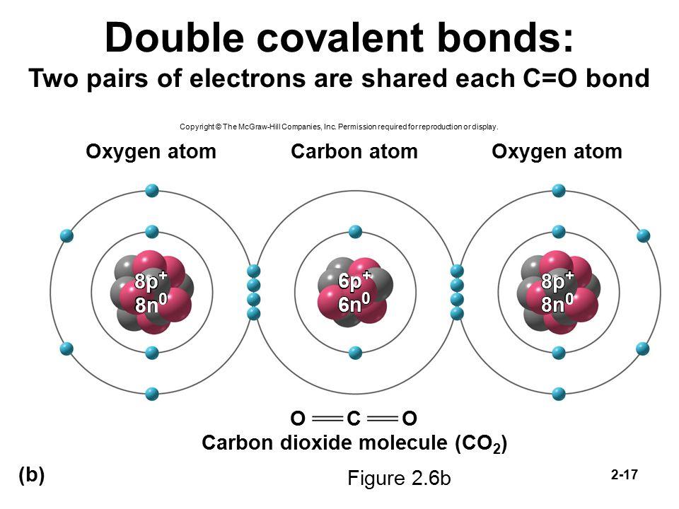 Carbon Oxygen Covalent Bond - ma