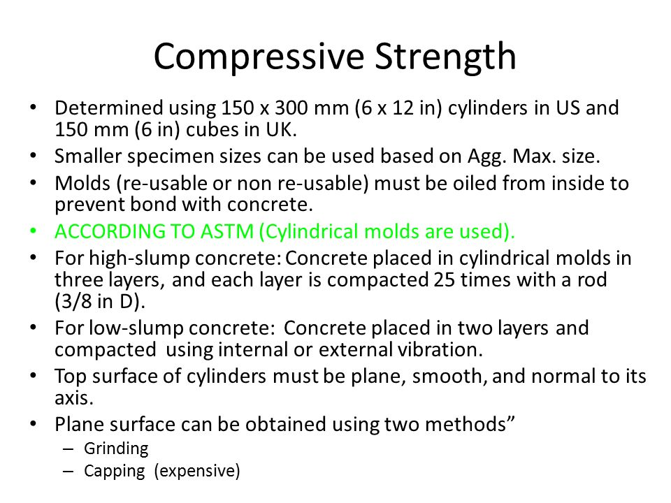 compressive strength of hardened concrete using Properties of fresh and hardened concrete as compressive strength,  figure 2: compressive strength of concrete using bio with different ages 32.