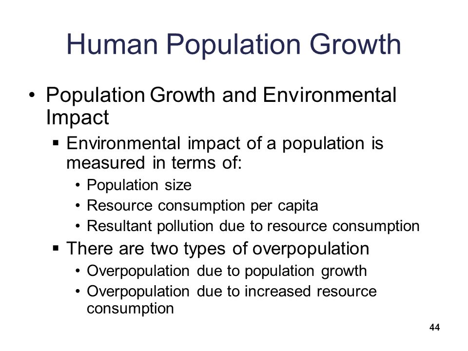 biology and the two types of population growth Exponential population growth positive feedback negative feedback  population regulation the  an ecosystem's biological community consists of  populations of every species of plant, animal  after one month, this plant forms  two plants.