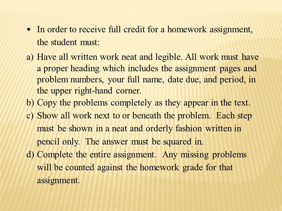 Pay it forward writing assignment