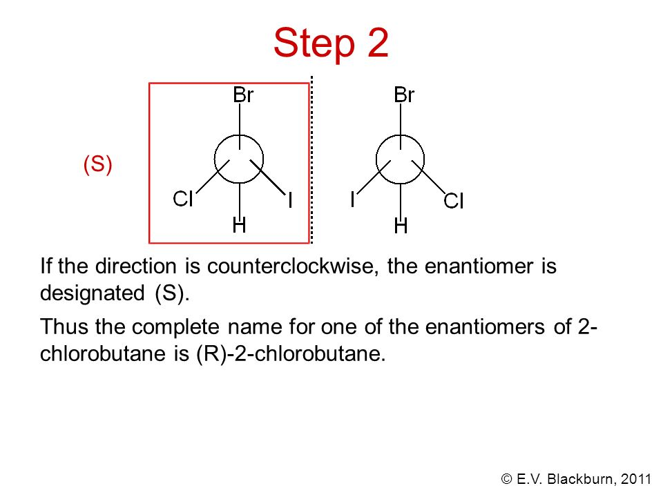 R 2 Chlorobutane Stereochemistry Stereo...