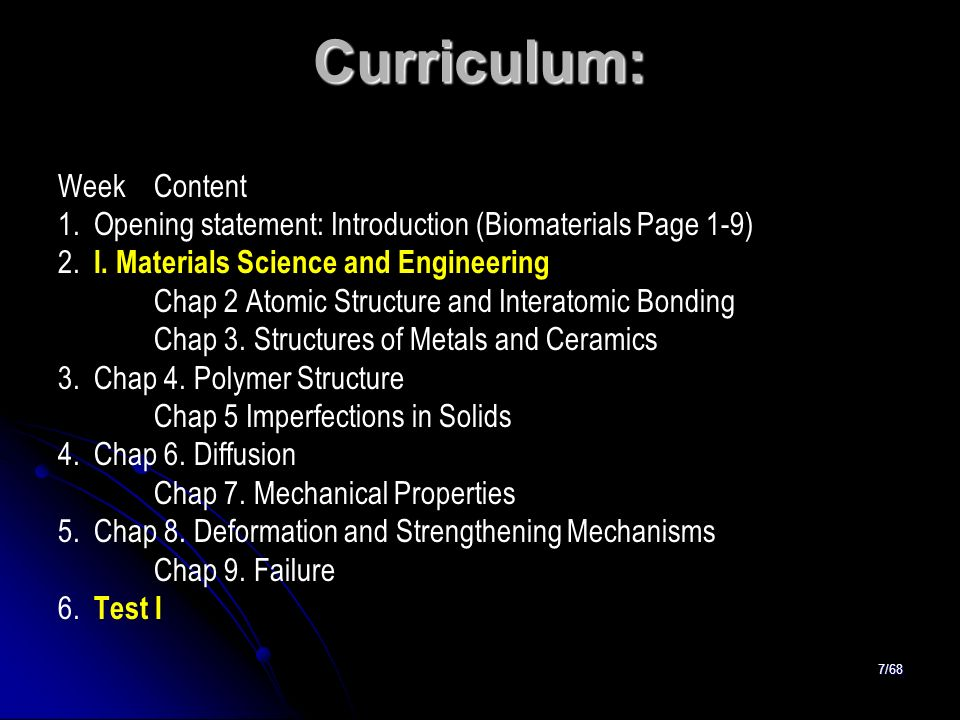 engineering materials week 13 interacti Week 4: mobile devices and res10-001 making science and engineering pictures: mit opencourseware makes the materials used in the teaching of almost all of.