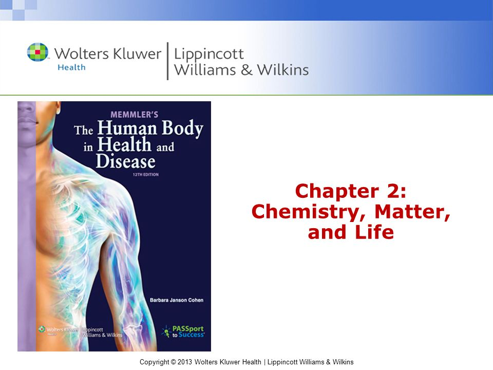 Chapter 2: Chemistry, Matter, and Life - ppt video online download