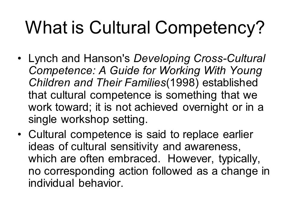 cross cultural competence paper work Cross cultural competence assignment summary of and reflection on the 2002  exchange between mcsweeney and hofstede in human relations rsm erasmus.